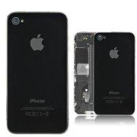 iPhone4バックパネル・ブラック(OEM)