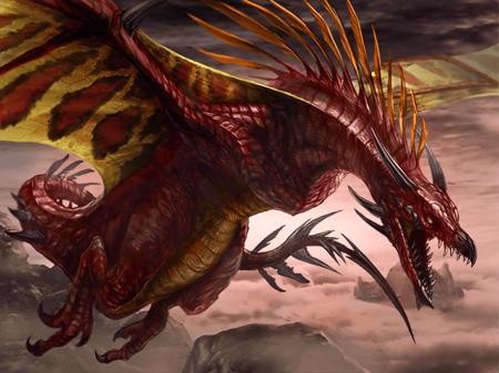 迅紅龍 ペレザドラゴン
