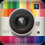 フェリシモ「500色の色鉛筆」発のカメラアプリ『500色カメラ』 各色が入った写真を撮影してコンプリートすれば計500枚のオシャレな写真集に!