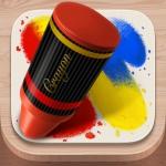 『Crayon Style』クレヨンの質感をそのまま再現したお絵かきアプリ! iPhoneやiPadが画用紙になっちゃうぞ