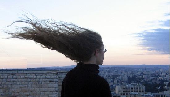 今日なんか風強い! 風速を知り...