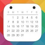 『Staccal 2』大人気カレンダーアプリがフラットデザインに生まれ変わった!リマインダー機能も新搭載