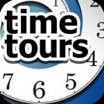 『time tours』まるでタイムマシンに乗った気分!日本全国の今と昔の写真と地図が見放題のアプリ