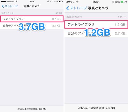 iPhoneの空き容量を増やす方法は3つしか無い【騙されないように ...