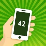 『Checky』一日にどのくらいiPhoneを触っているか分かるアプリ!使った頻度と場所を記録してくれるぞ