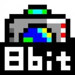 『8bit world camera』でリアルタイムに世界を8bit化させよう!懐かしい雰囲気の写真が撮れるぞ