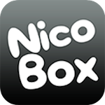 『NicoBox』ニコニコ動画の音楽再生にのみ特化したアプリ!オフライン再生もできるぞ