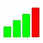 『日割り通信量』ひと目で分かる!1日の通信量をカレンダー表示してくれるアプリ