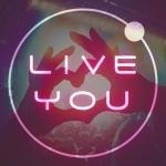 『LIVE YOU』臨場感すげぇ…!iPhone内の曲をライブバージョンにしてくれるぞ