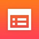 『日程ウィジェット』標準カレンダーより便利!ウィジェットから予定の確認・編集できるアプリが便利