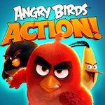 『Angry Birds Action!』映画版アングリーバードとも連携! シリーズ最新アプリが登場