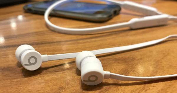 注目のワイヤレスイヤホン「BeatsX」を速攻レビュー